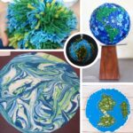 Earth Day Crafts For Kids Using Recycled Materials