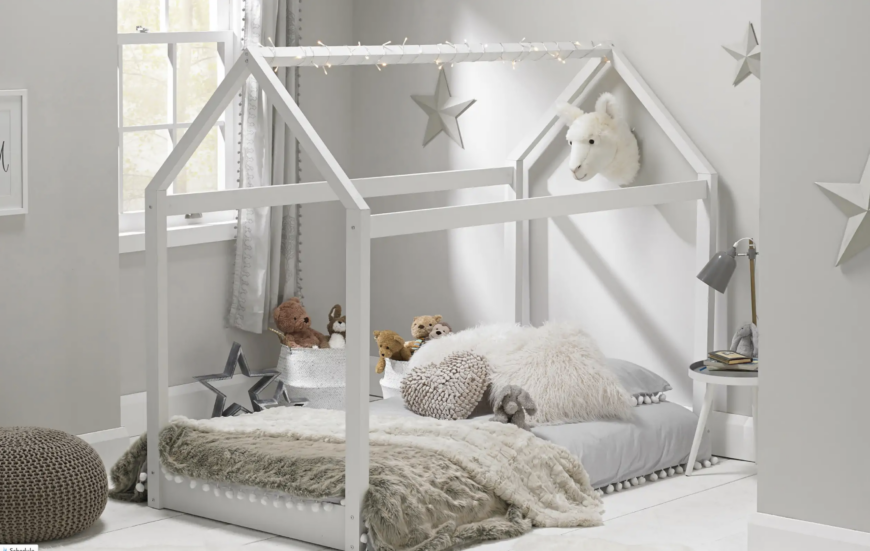 The Maison House Bed