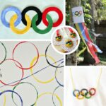 Simple Olympic Crafts for Kids
