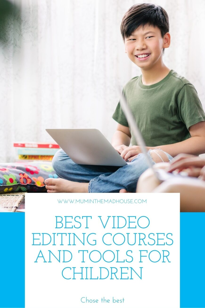 If your youngster has creative potential and is interested in video shooting or editing, then you need to nurture the talent. Check top courses and apps that will help you achieve this goal.