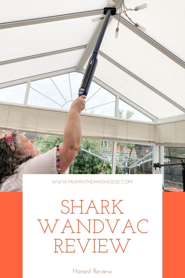 Can the Shark WandVac System 2-in-1 Cordless Handheld Vacuum Cleaner stand up to a family's needs? Check out our honest review