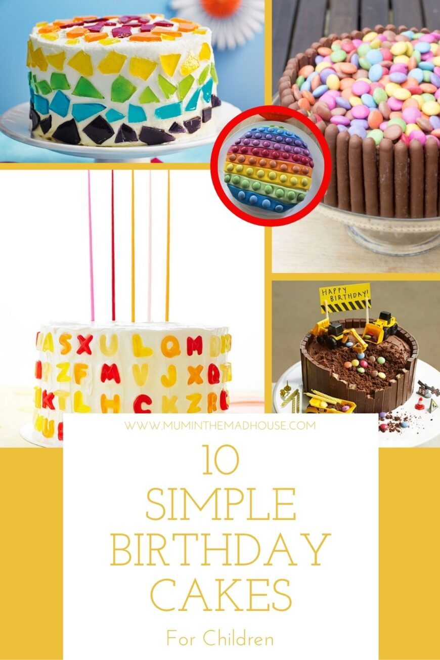 Making a homemade birthday cake for your little one? take a look at our ultimate collection of fun and easy kids birthday cake recipes.
