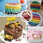 10 Easy Kids Birthday Cakes