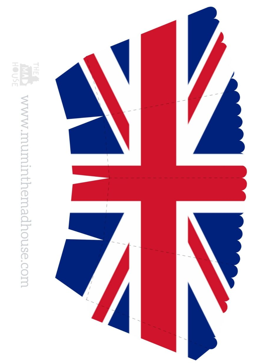 We have all the Free Printable Queen's Platinum Jubilee Decorations that you need for your party celebrating the Queen's Platinum Jubilee.
