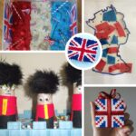 25+ Activities for Celebrating the Queens Platinum Jubilee with Kids!