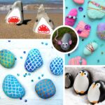 Simple Rock Painting Ideas for Kids