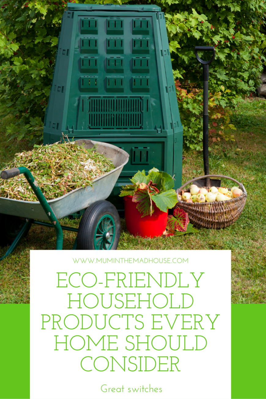 Eco-Friendly Household Products Every Home Should Consider In 2021