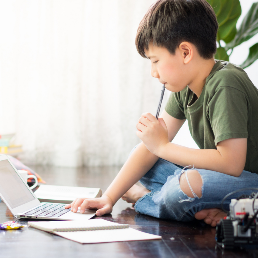 How You Can Help Shy Kids Feel More Confident With Their Studies Square