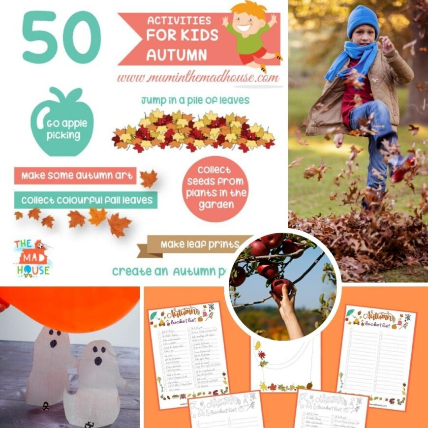 Celebrate the season with our Fall/Autumn Activities, Crafts and Food Roundup. Jump into Autumn with over 75 simple ideas for families