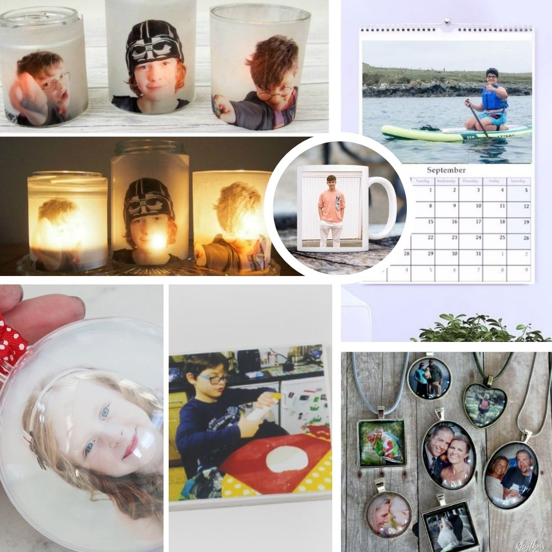 Great DIY Photo Gifts for Grandparents