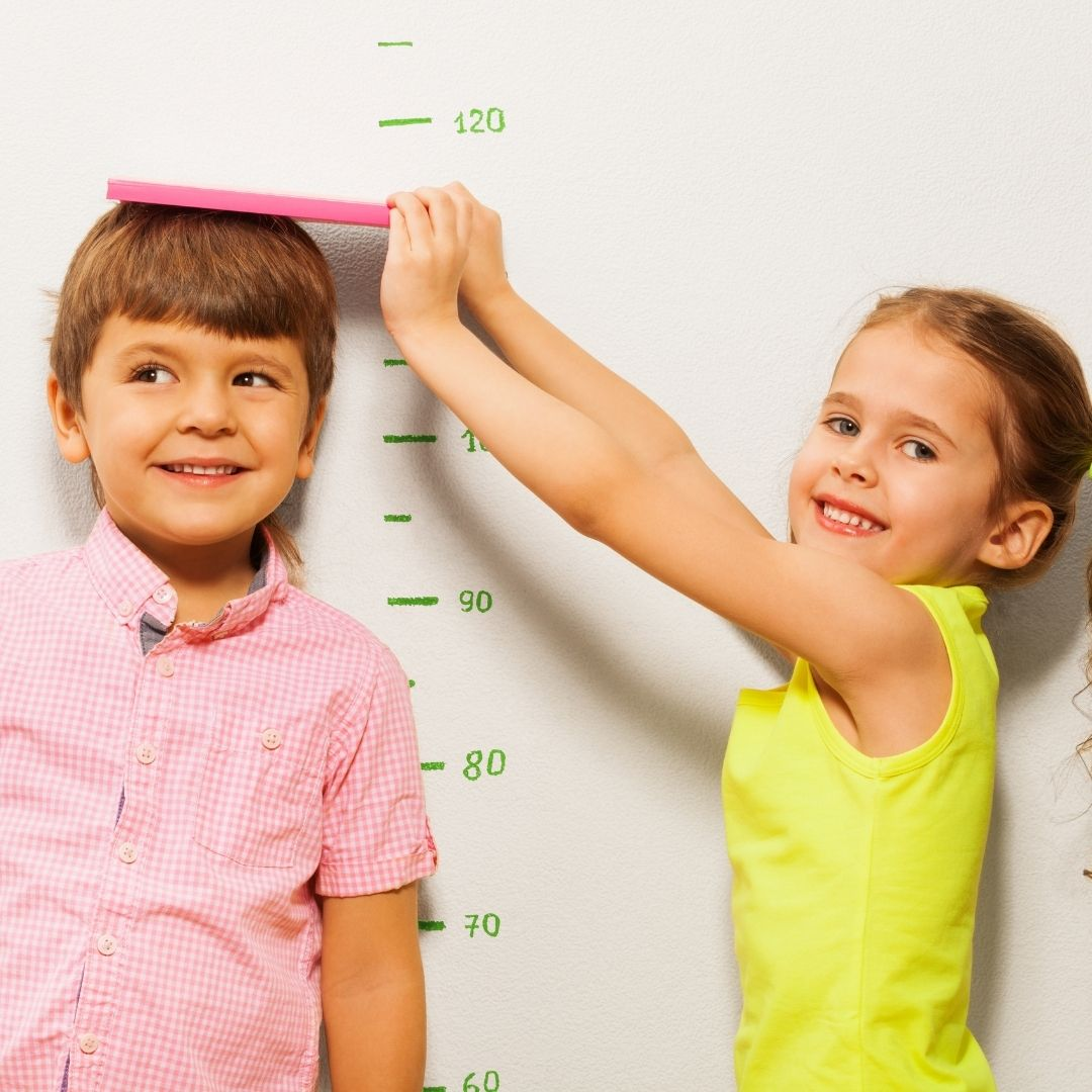 Why you should be Measuring your Child's Height Regularly